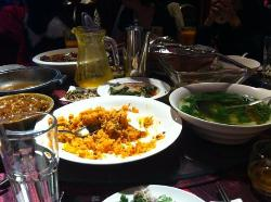 ShuGuo YanYi Restaurant (DongZhiMen)