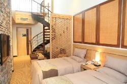 Louguan Impression Hotel
