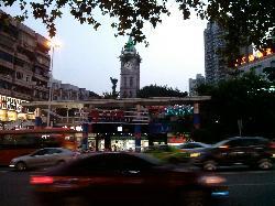 SiChuanSheng LuZhouShi ZhongLou MingDianJie BuXingJie