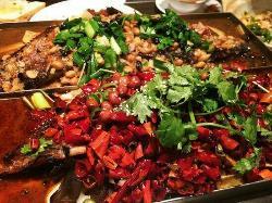 Tian La Lv SeShiShang Restaurant