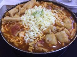 De Zhan Qi Korean NianGao Indian Restaurant (Ri YueGuang)