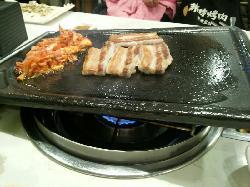 韩时烤肉(世界城店)