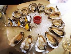 Oyster Talks Seafood & Wine Bar