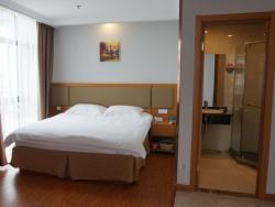 GreenTree Inn Shangcheng Huangboshan Road Shidai Trade City