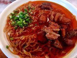 LaoQi ChangWangMian (QingYun Road)