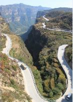 Taihangdaxiagu Scenic Spot