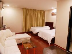 Green Tree Inn Shanghai Lingyan South Road Yangsi Subway Station Shell Hotel
