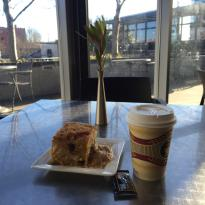 Frist Center Cafe