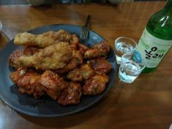 Gyochon Chicken