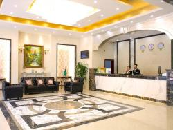 GreenTree Inn Shanghai Songjiang Tongjing Tongle Road Business Hotel