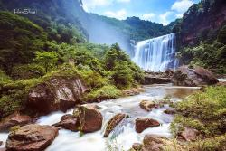 Sidonggou Waterfall