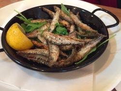 小鱼前菜-比想象中的好吃