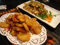 Ding Ge HeiYu Guan (ZhongBei)
