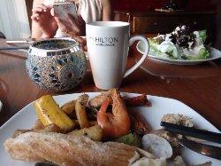 XiErDun Yi Lin Hotel Cafe