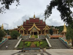 Mengle Dafo Temple