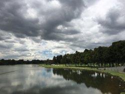 Le parc central Simon Bolivar