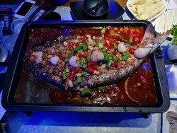 Yan Yu XinPai GuDao Grill Fish