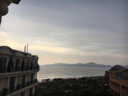 良好的海景酒店