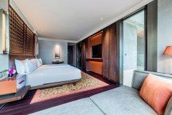 豪华客房双床Deluxe Twin Room