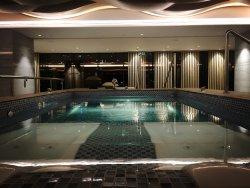 终于在泉州找到一家国际五星酒店了。。。