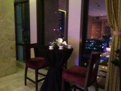 The Lounge (JW Marriott Hotel Shenzhen)