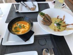 圣托里尼岛上南边不错的餐厅