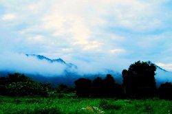 漂亮的童话王国度假村