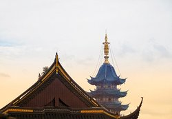 苏州灵岩山寺