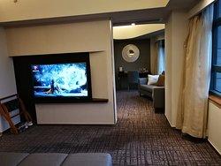 安静厚道的上海虹桥美爵酒店让我们度过了一个美好的国庆假期!
