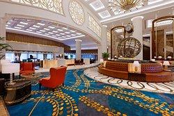 Lobby Lounge (Sheraton Changzhou Wujin Hotel)