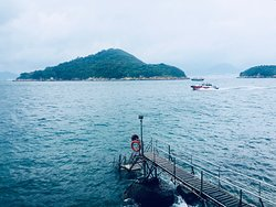 Sai Wan Swimming Shed