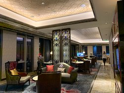 Evaluation of executive lounge