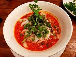 老挝的第一餐
