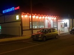 Restaurante Asiatica - Nami