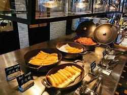 美好的一天从早餐开始