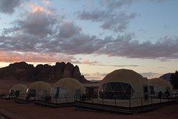 酷酷的火星帐篷