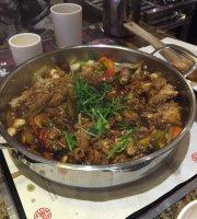 HuangJiHuang Three-Sauce Simmer Pot (ZhongHuan Plaza)