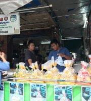Roti Sai Mai Stalls