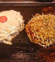 Okonomiyaki Teppanyaki Bonkuraya Dotombori