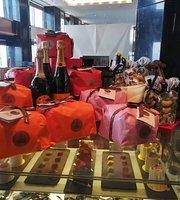 Lobby Lounge Fairmont Nanjing