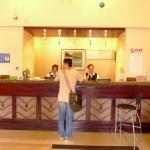 Foto de Elan Inn Shanghai Sichuan North Road Subway Station