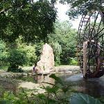 绿岛山庄景观