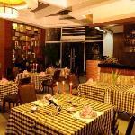 绿岛山庄西餐厅