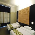 Foto de Huangyue Xiaoxiao Hotel (Shenzhen Baoan)