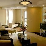 Photo de Qingdao 52 Square Meter Apartment Hotel