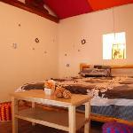 木楼二楼203房(2米大床房