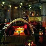 北京亚洲大酒店老船坞潮粤餐厅