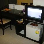 电视和冰箱