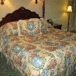 超级古典舒适的大床