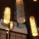 大堂的吊灯